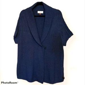 Sonoma Short Sleeve Cardigan Sweater